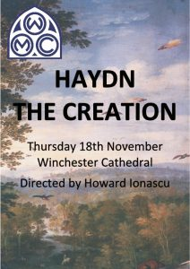 Haydn Creation with WMC